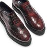 Women's shoes bata, Rouge, 524-5536 - 26