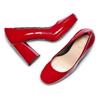 BATA Chaussures Femme bata, Rouge, 728-5172 - 26