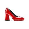 BATA Chaussures Femme bata, Rouge, 728-5172 - 13