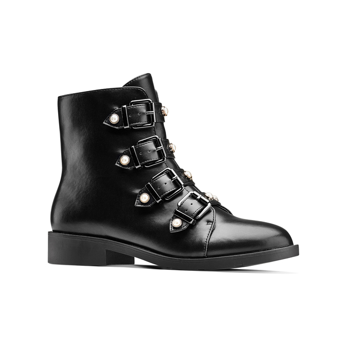 BATA Chaussures Femme bata, Noir, 591-6947 - 13
