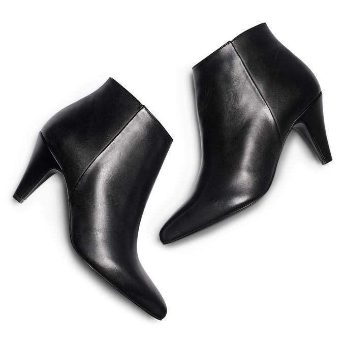 Women's shoes bata, Noir, 794-6196 - 26