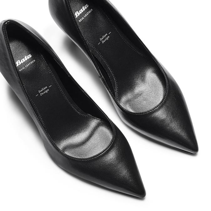 BATA Chaussures Femme bata, Noir, 724-6151 - 26
