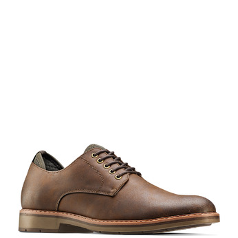 Men's shoes bata-rl, Brun, 821-4471 - 13