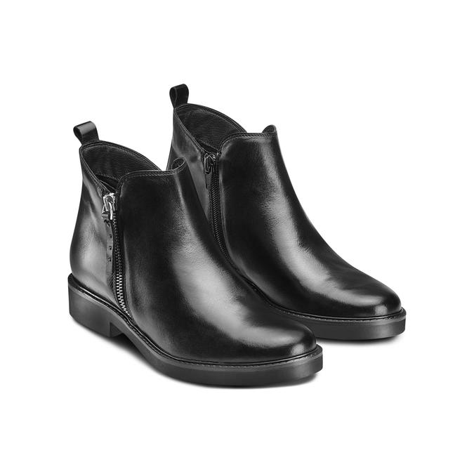 BATA Chaussures Femme bata, Noir, 594-6935 - 16
