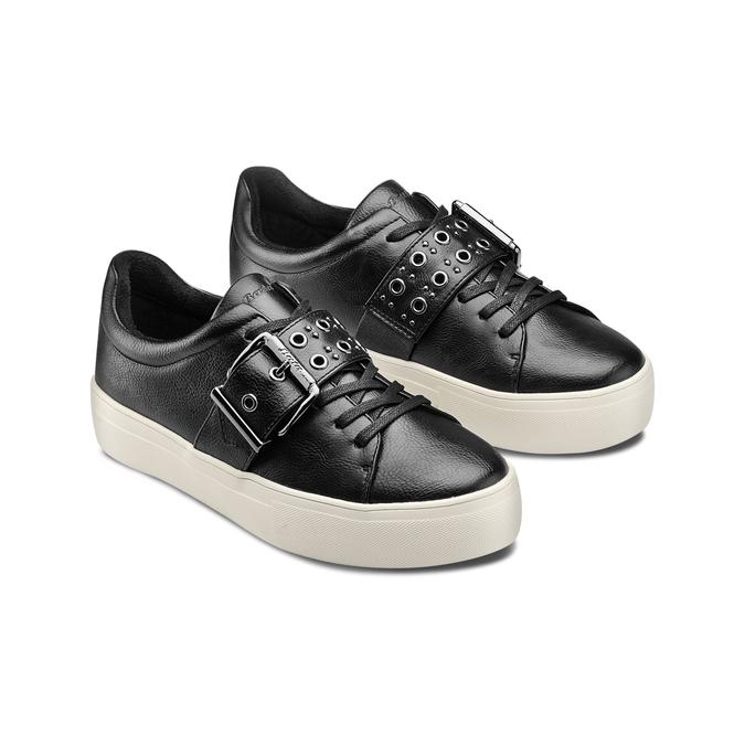 BATA LIGHT Chaussures Femme bata-light, Noir, 541-6227 - 16