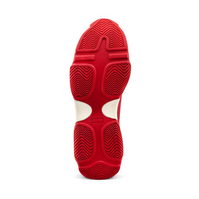 Women's shoes bata, Noir, 541-6160 - 19