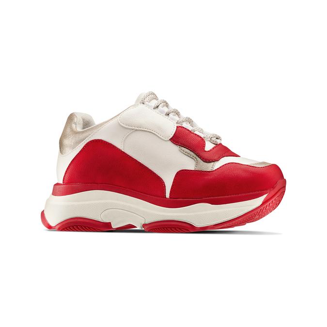 Women's shoes bata, Noir, 541-6160 - 13