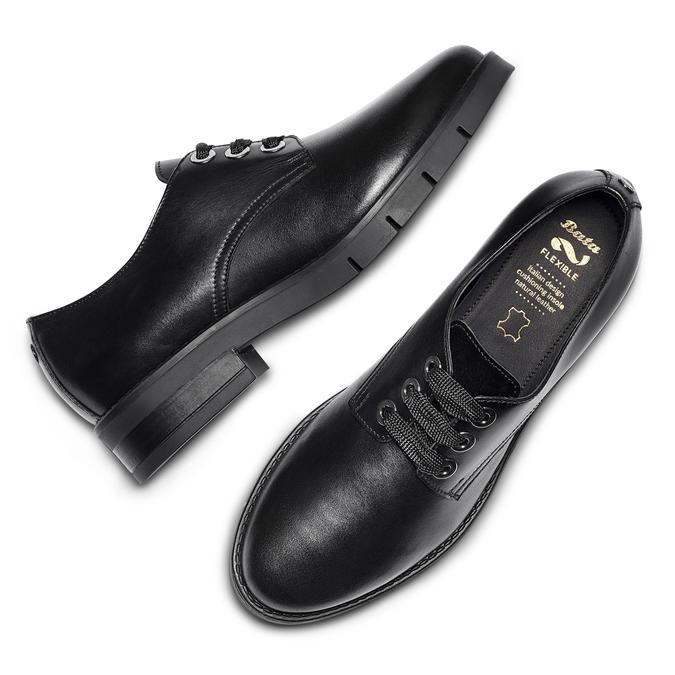 FLEXIBLE Chaussures Femme flexible, Noir, 524-6149 - 26
