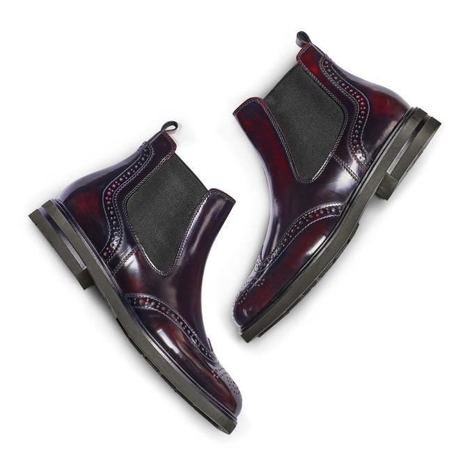 Women's shoes bata, Rouge, 594-5929 - 26