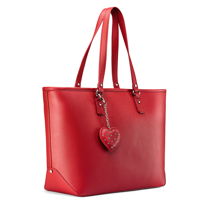Bag bata, Rouge, 961-5283 - 13