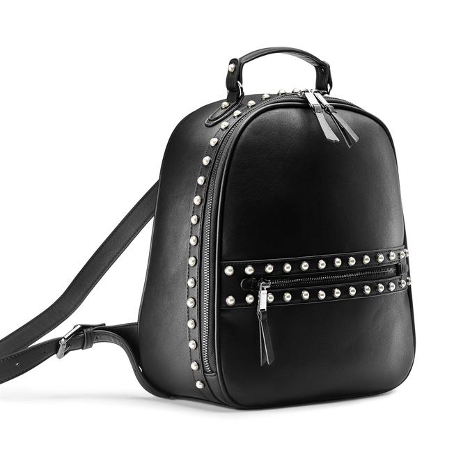 Backpack bata, Noir, 961-6201 - 13
