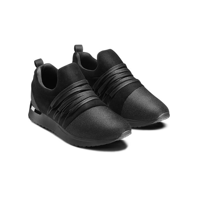 BATA Chaussures Femme bata, Noir, 549-6408 - 16