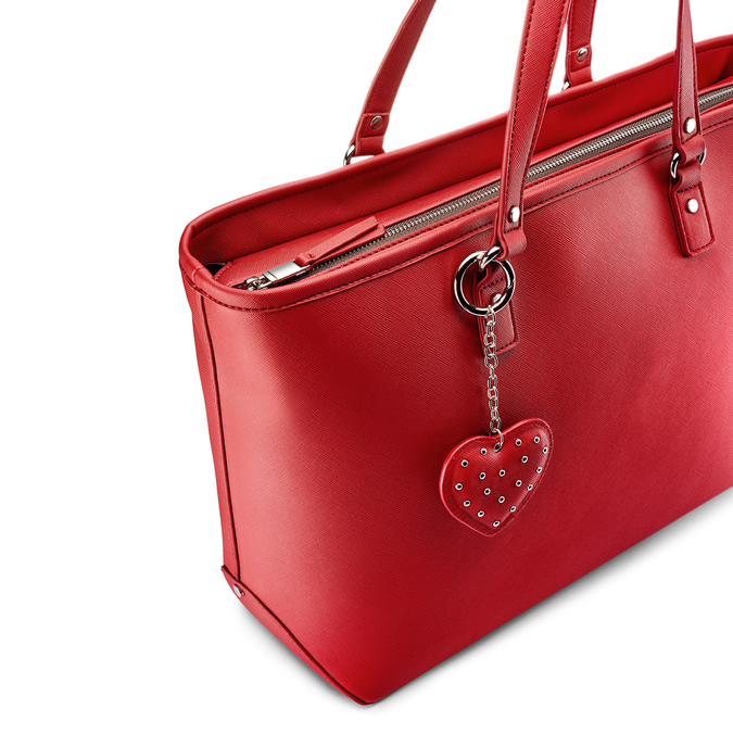 Bag bata, Rouge, 961-5283 - 15