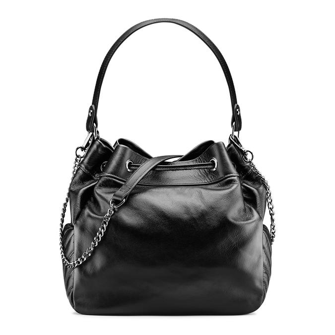 Bag bata, Noir, 964-6111 - 26