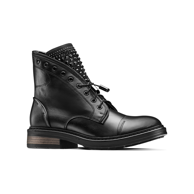 BATA Chaussures Femme bata, Noir, 591-6911 - 13