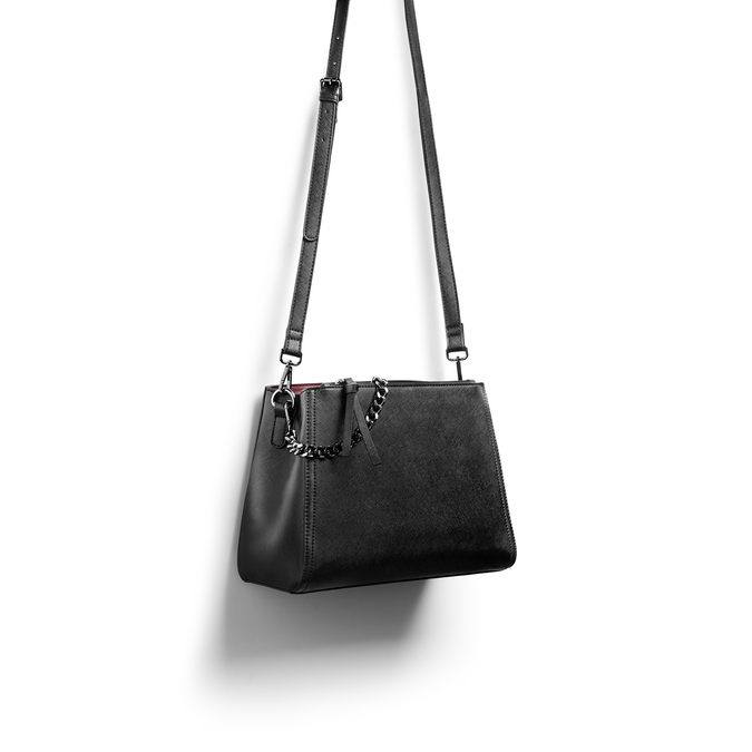 Bag bata, Noir, 961-6529 - 17