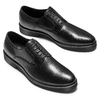 Men's shoes bata, Noir, 824-6515 - 26