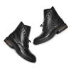 Women's shoes bata, Noir, 591-6911 - 26