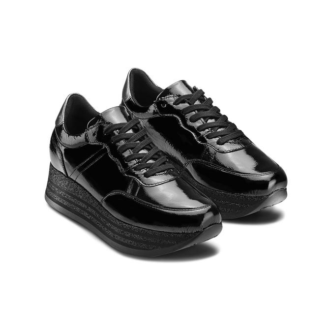 BATA Chaussures Femme bata, Noir, 648-6103 - 16