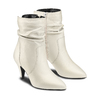 Women's shoes bata, Blanc, 794-1187 - 16