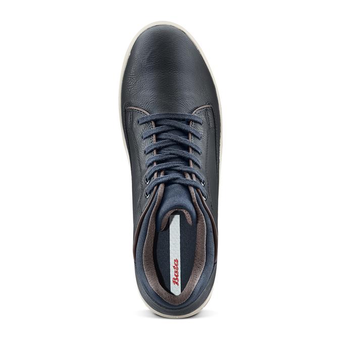 Men's Shoes bata, Bleu, 841-9496 - 17