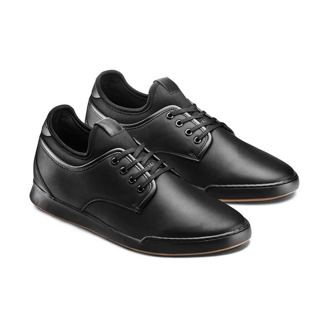 Men's Shoes bata-rl, Noir, 841-6450 - 16