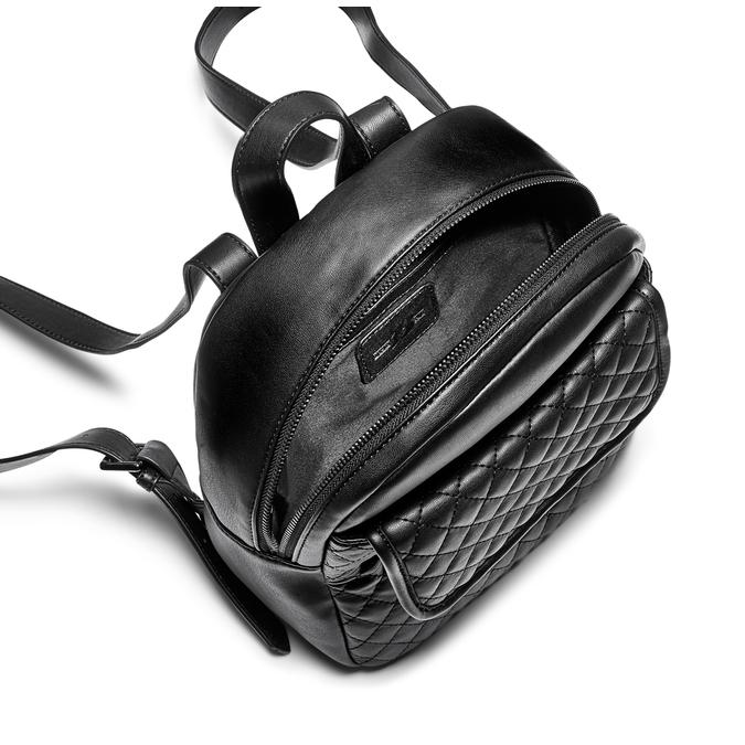 Backpack bata, Noir, 961-6458 - 16