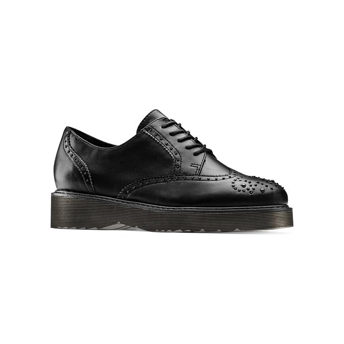 Women's shoes bata, Noir, 521-6546 - 13