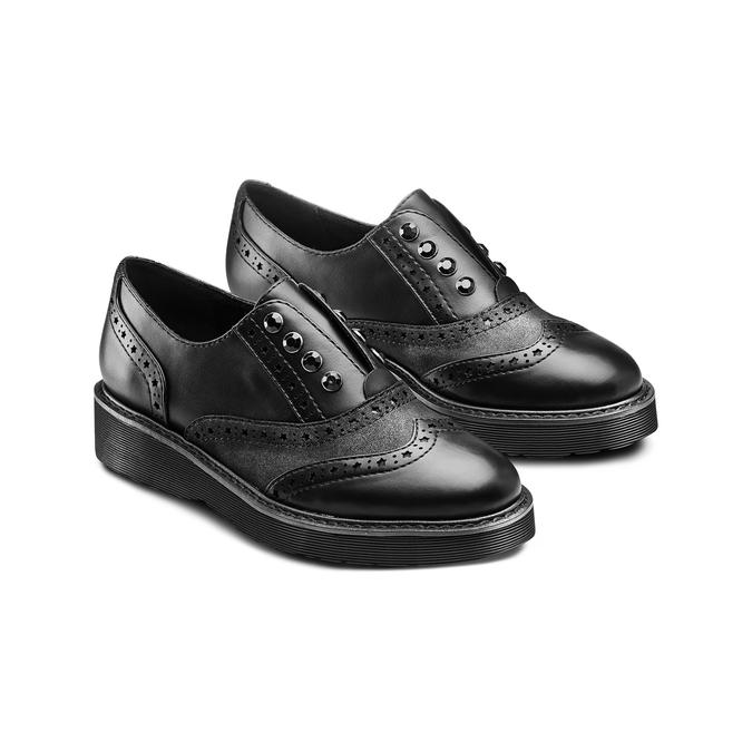 Women's shoes bata, Noir, 511-6292 - 16