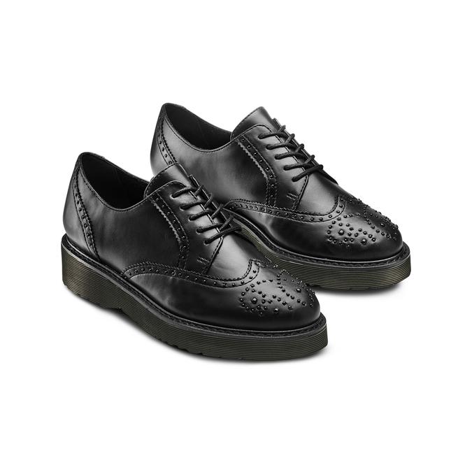 Women's shoes bata, Noir, 521-6546 - 16