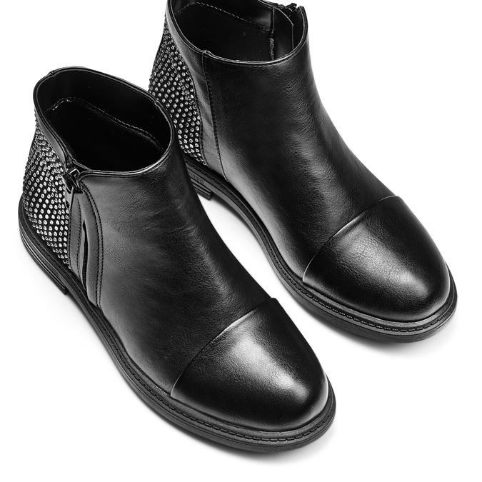 MINI B Chaussures Enfant mini-b, Noir, 391-6273 - 17