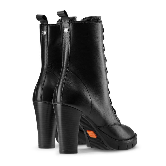 FLEXIBLE Chaussures Femme flexible, Noir, 794-6211 - 26