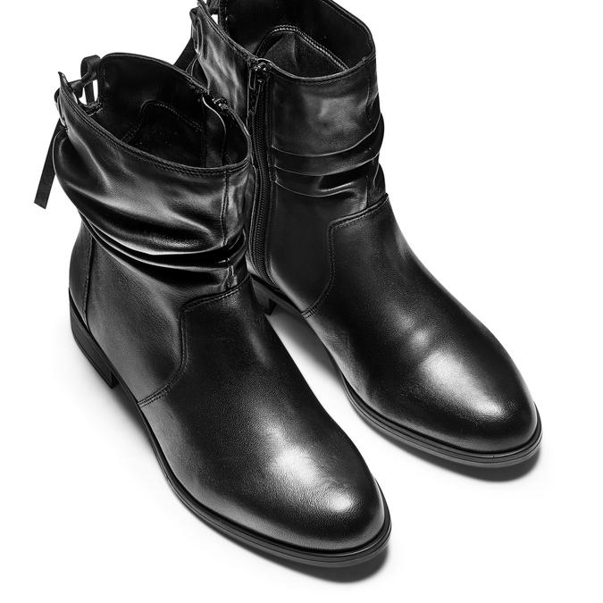 Women's shoes bata, Noir, 594-6731 - 17
