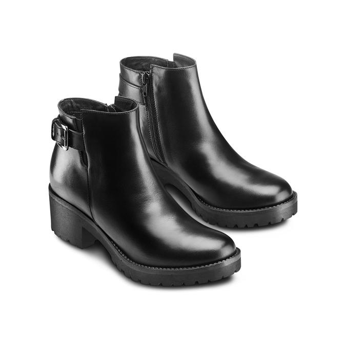 BATA Chaussures Femme bata, Noir, 794-6407 - 16