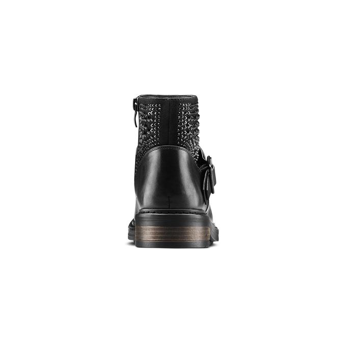 BATA Chaussures Femme bata, Noir, 591-6912 - 15