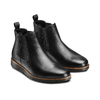 Men's shoes flexible, Noir, 894-6234 - 16