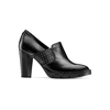 Women's shoes flexible, Noir, 724-6137 - 13