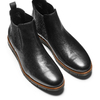 Men's shoes flexible, Noir, 894-6234 - 17