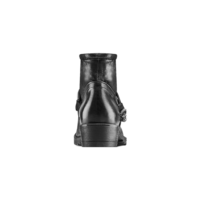 BATA Chaussures Femme bata, Noir, 594-6566 - 15