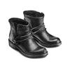 BATA Chaussures Femme bata, Noir, 594-6566 - 16