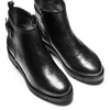 Women's shoes flexible, Noir, 594-6158 - 17