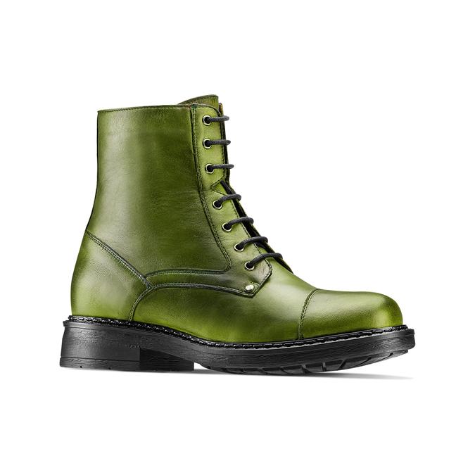 Women's shoes bata, Vert, 594-7963 - 13