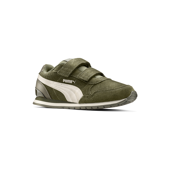 PUMA Chaussures Enfant puma, Vert, 303-7227 - 13