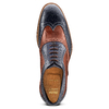 Men's shoes bata-the-shoemaker, Bleu, 824-9364 - 17