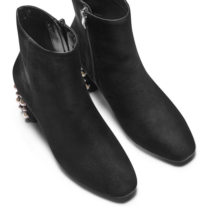 BATA Chaussures Femme bata, Noir, 799-6440 - 17