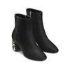 BATA Chaussures Femme bata, Noir, 799-6440 - 16