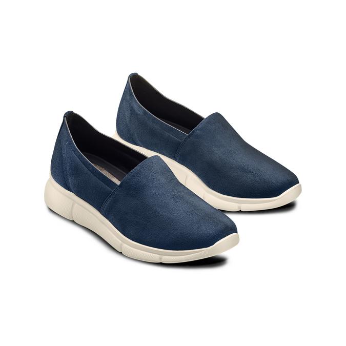 BATA B FLEX Chaussures Femme bata-b-flex, Bleu, 549-9198 - 16