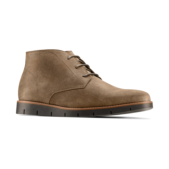 Men's shoes flexible, Brun, 893-4232 - 13