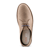 Men's shoes bata-b-flex, Jaune, 849-8578 - 17