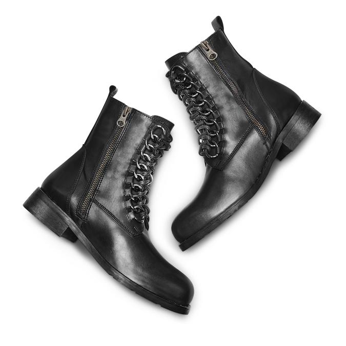 BATA Chaussures Femme bata, Noir, 594-6593 - 26